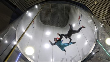 Virginia Beach iFLY facility named nation's first training center, Olympics preparation possible