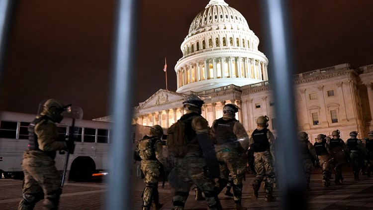 Northam sending state troopers, Virginia National Guard to US Capitol
