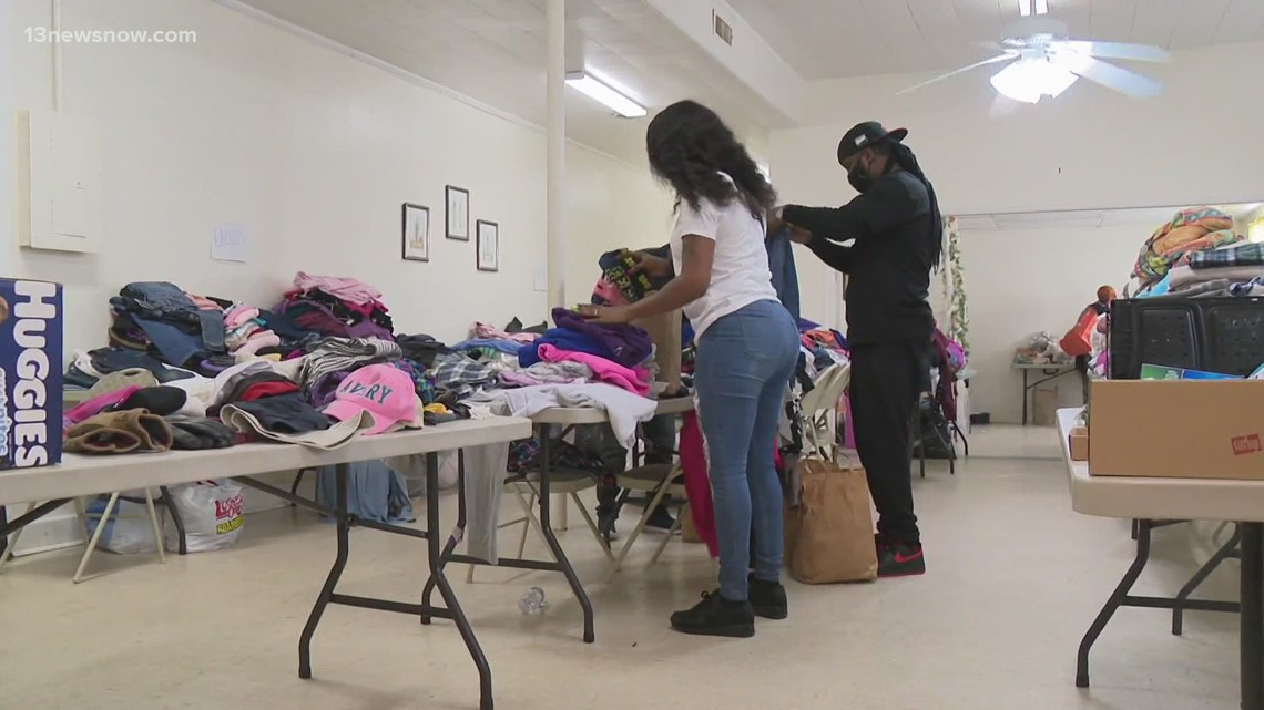 'People want to be positive'| Donations are pouring into an Ocean View church for fire victims