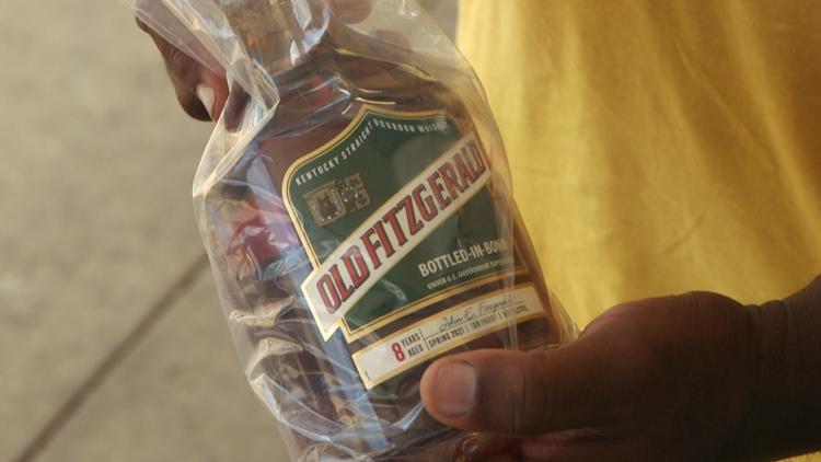 Lining up for liquor: The underground world of 'Bourbon Hunting'