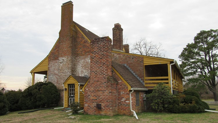 New Kent tavern visited by George Washington added to register