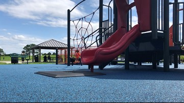 Kids Cove reopens after safety features installed