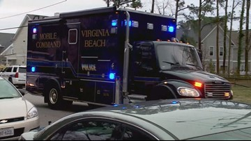 Police situation in Virginia Beach 'resolved peacefully'