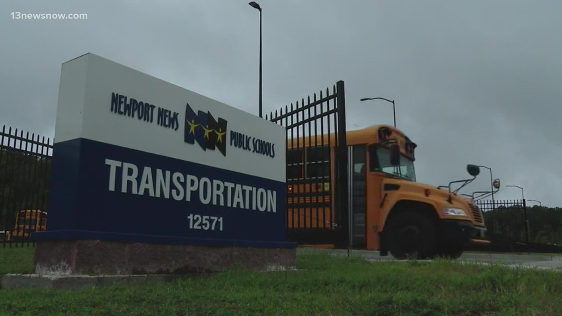 Newport News in need of more school bus drivers to reduce delays
