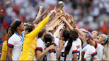 USA Women go back to back in World Cup titles