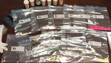 James City County police: Over 500 prescription pills seized from 17-year-old Jamestown High School student