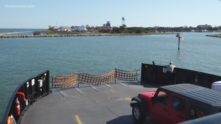 Swan Quarter, Cedar Island ferry runs to Ocracoke to resume