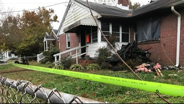 Norfolk house fire injures one person, kills dog
