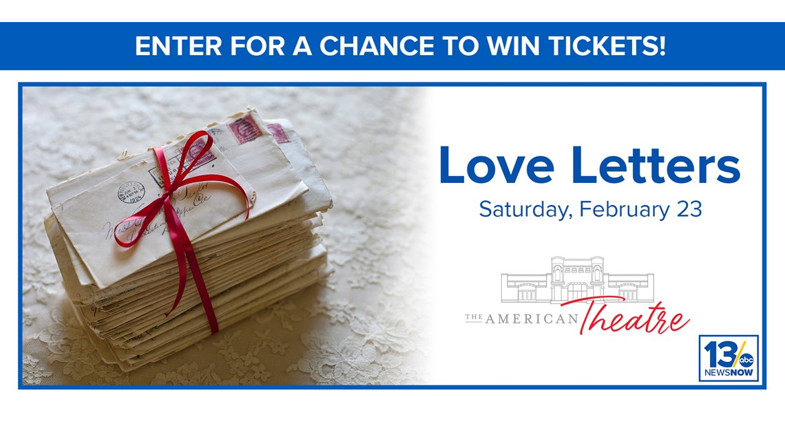 Love Letters sweepstakes