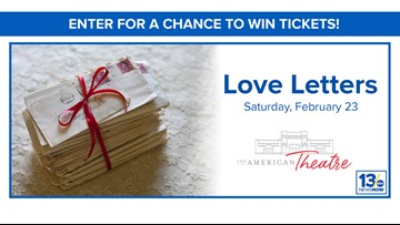 Love Letters sweepstakes rules