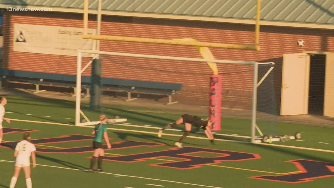 Cox girls soccer edges Hickory on penalty kicks