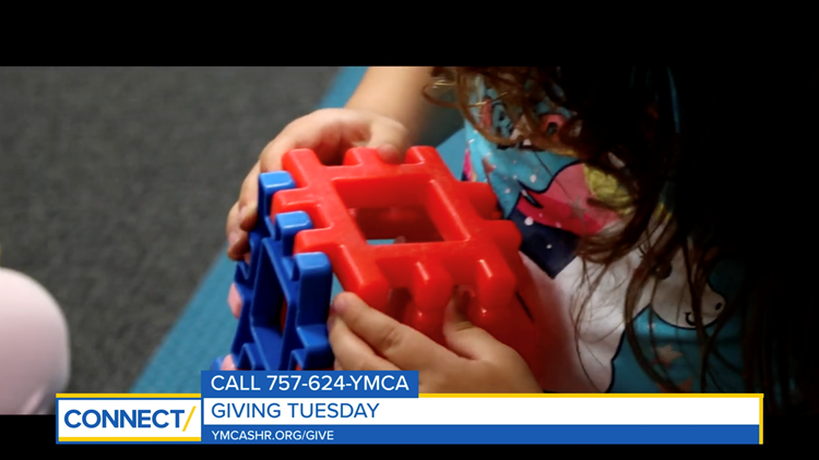 CONNECT with YMCA South Hampton Roads: Giving Tuesday