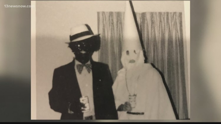 Governor Northam admits he is one of the people in a racist photo