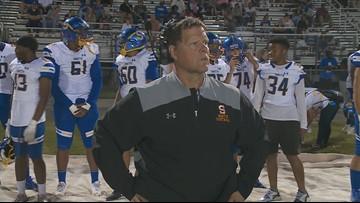 Scott Johnson steps down as Oscar Smith football coach