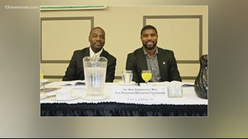 Noon interview: Black male achievement and scholarship awards