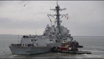 USS Gravely returns to Naval Station Norfolk next week