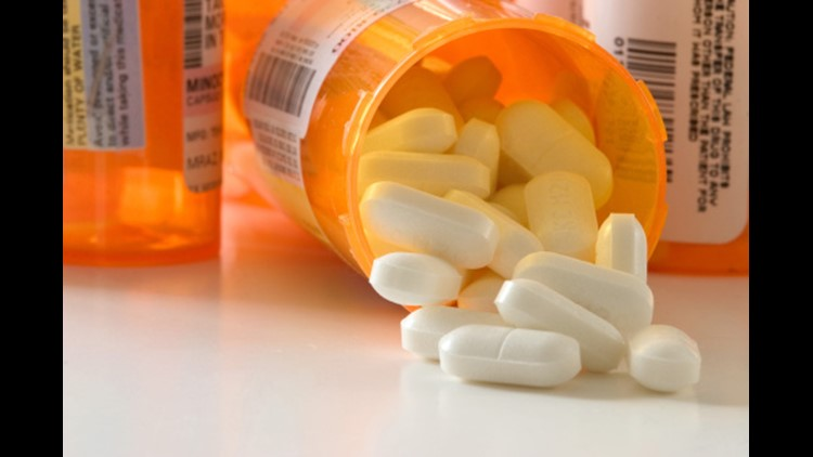 Saturday is prescription drug take-back day
