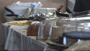 Hampton diner provides free Thanksgiving meal for third straight year