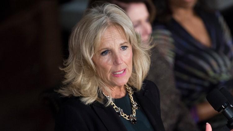 Jill Biden to deliver commencement address for Huntington Ingalls Industries' Apprentice School