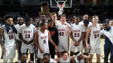 Maury takes home first hoops title in 92 years