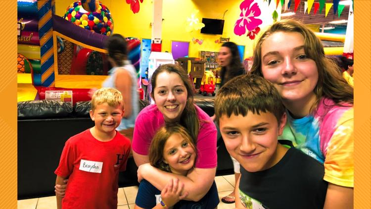 MAKING A MARK: Nonprofit promotes inclusivity for people with autism