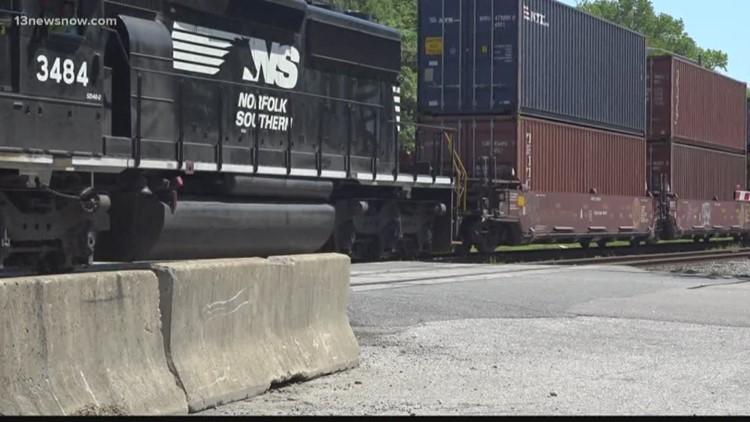 VERIFY: Legal limit to train length?