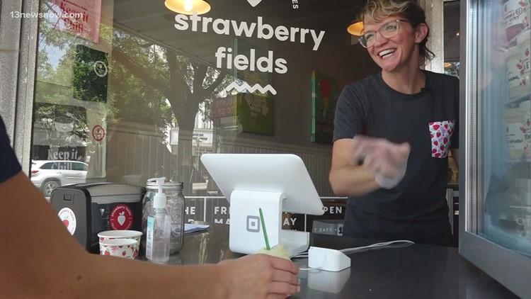 FRIDAY FLAVOR: Strawberry Fields