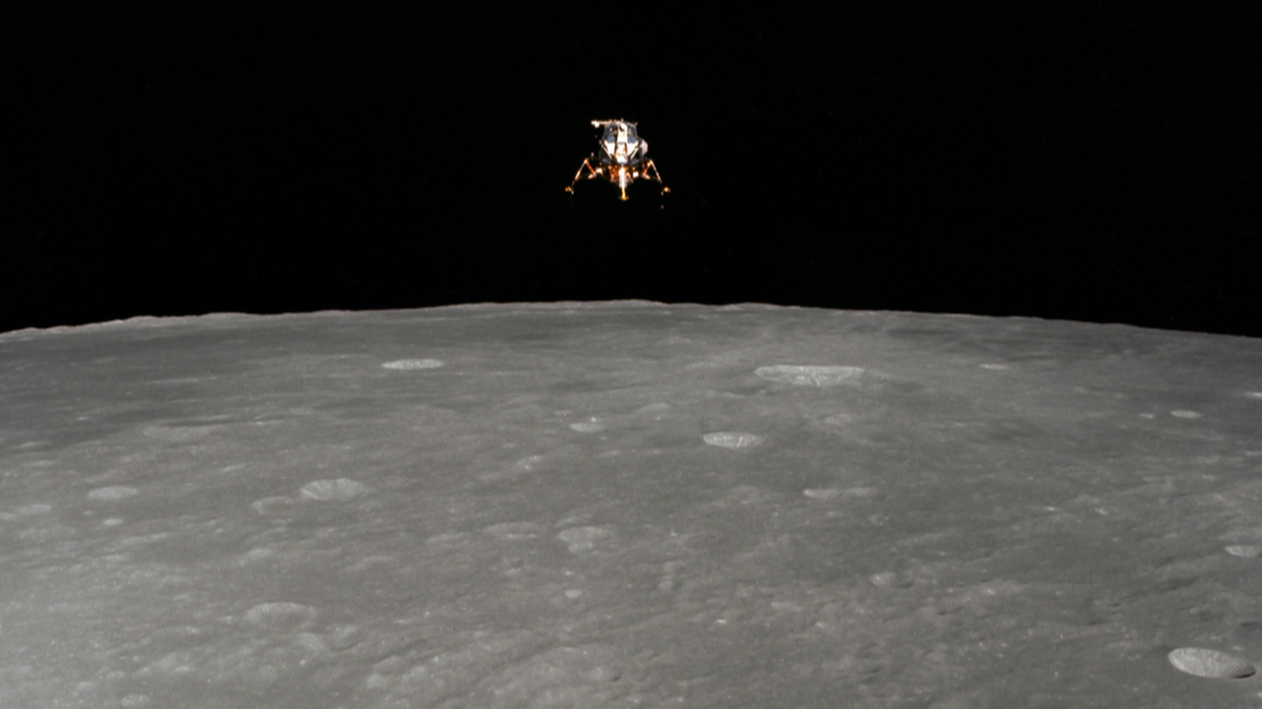 Looking back: 50 years since first moon landing ...