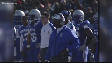 Former HU football coaching great Taylor selected to CFB HOF