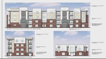 Developers hope to turn empty lot into apartment complex