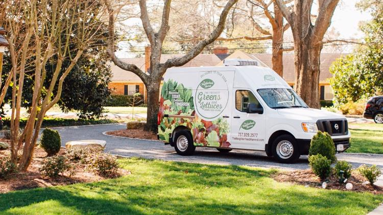 MAKING A MARK: Partnership helps bridge nutrition gap in Hampton Roads