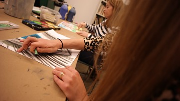 Art therapy brings healing following Virginia Beach mass shooting