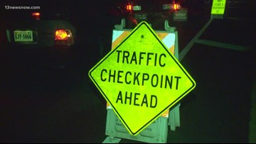 Norfolk police launch checkpoint strikeforce