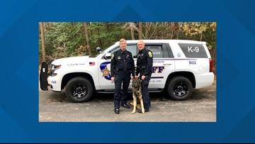 Body armor donated to York-Poquoson Sheriff's Office K9