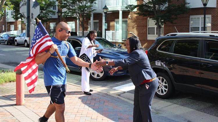 Bryan Skipworth 9/11 Run 2