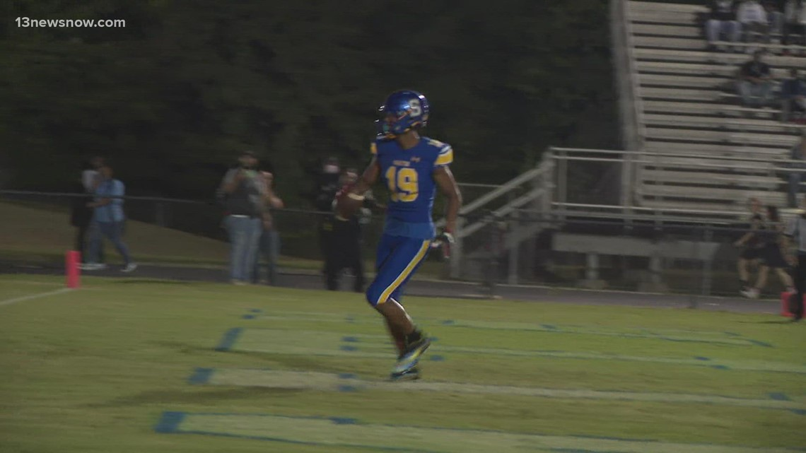 A recap of Week 8 of the Friday Night Huddle
