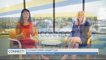 CONNECT with Downtown Hampton