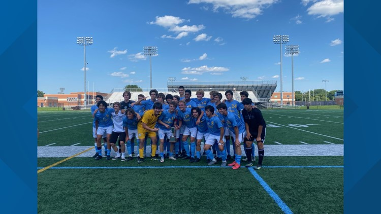 First Colonial wins girls and boys Region 5A soccer titles