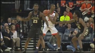 UVA's Diakite heading to NBA