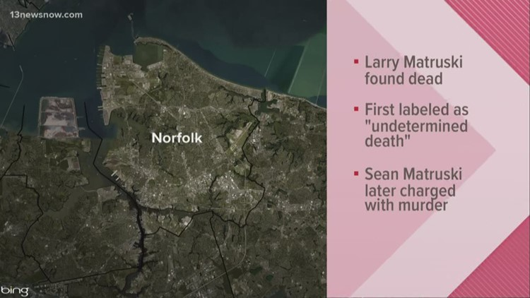 Man accused of killing brother in Norfolk