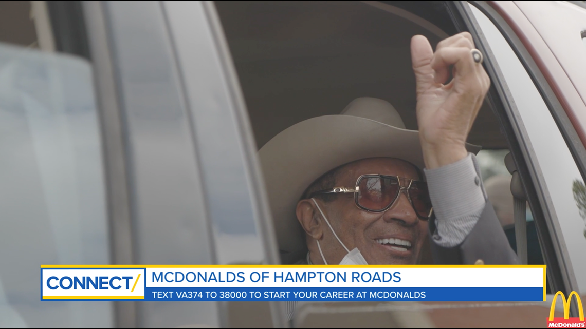 CONNECT with McDonald's of Hampton Roads: A legacy of giving back to the community