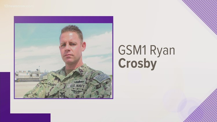 Virginia Beach Navy sailor dies from COVID-19