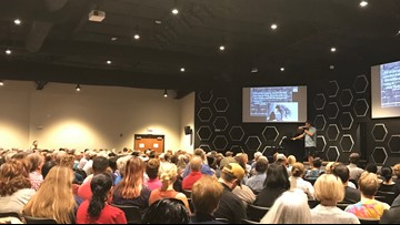 Hundreds attend active shooter training workshop in Virginia Beach
