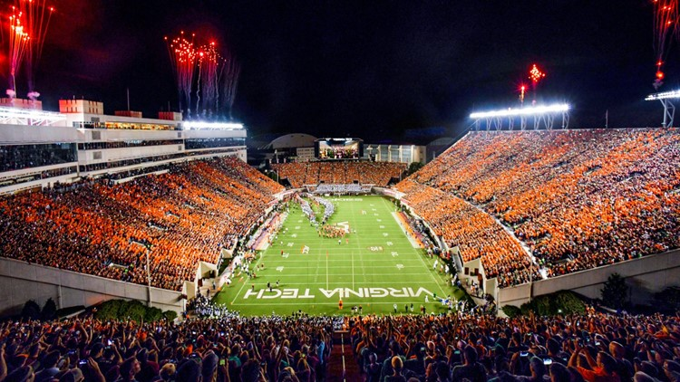 Hokies to open '21 football season at home vs UNC
