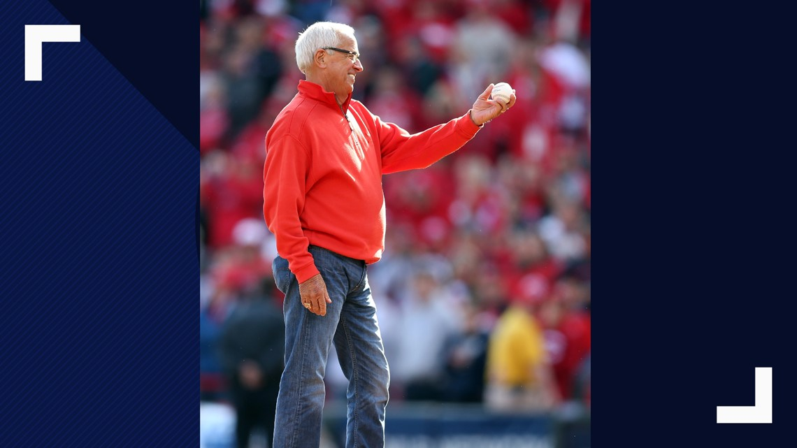 Portsmouth native & Reds broadcaster Marty Brennaman to retire after 2019