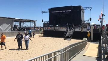 City leaders already preparing for 'Something in the Water' 2020 festival