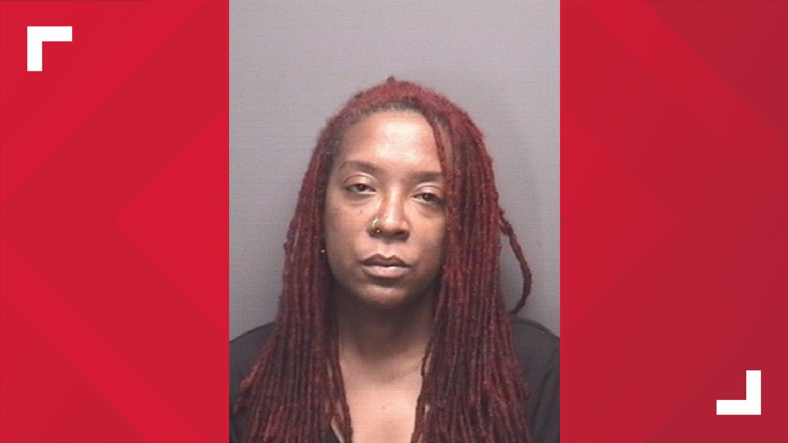WOMAN ARRESTED FOR ARSON - KQEN News Radio