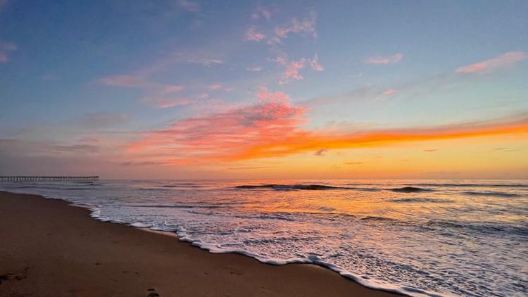 VA Beach photographer behind popular Instagram shares tips for taking sunrise photos