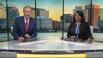Top Headlines: 13News Now at 5 p.m. for Jan. 23