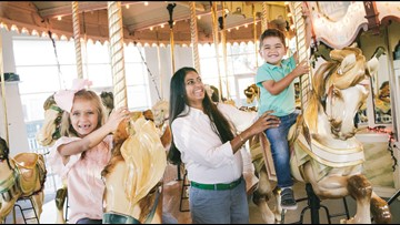 Historic Hampton Carousel opens for 2019 season